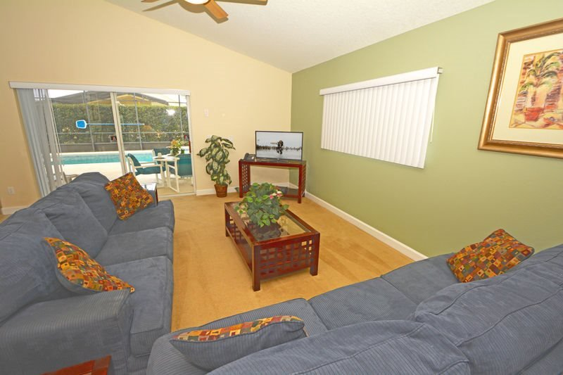 Spacious 4 Bed 3 Bath Pool Home Near The Parks. 641OBC - Image 1 - Orlando - rentals