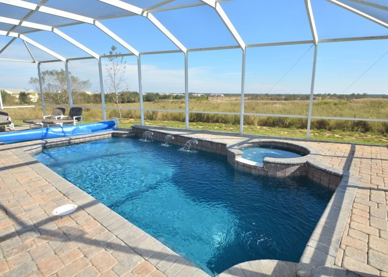 Lovely 6 Bedroom Pool Home Minutes From The Parks. 342VVL - Image 1 - Four Corners - rentals