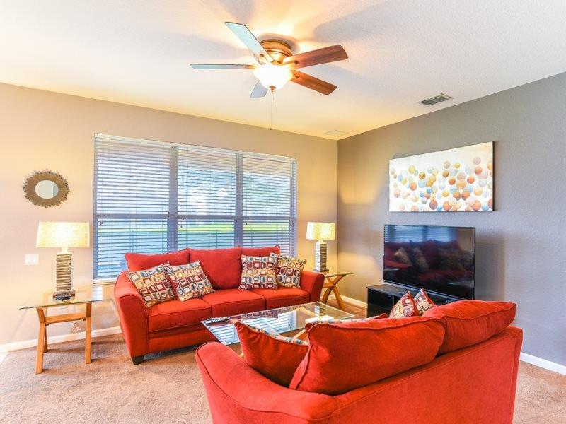 6 Bed 4 Bath Pool Home in Windsor Hills Resort. 2659DS - Image 1 - Orlando - rentals