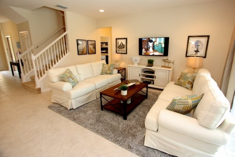 New Beautiful 7 bedroom Pool Home In Solterra Resort Sleeps 22. 5236OA - Image 1 - Kissimmee - rentals