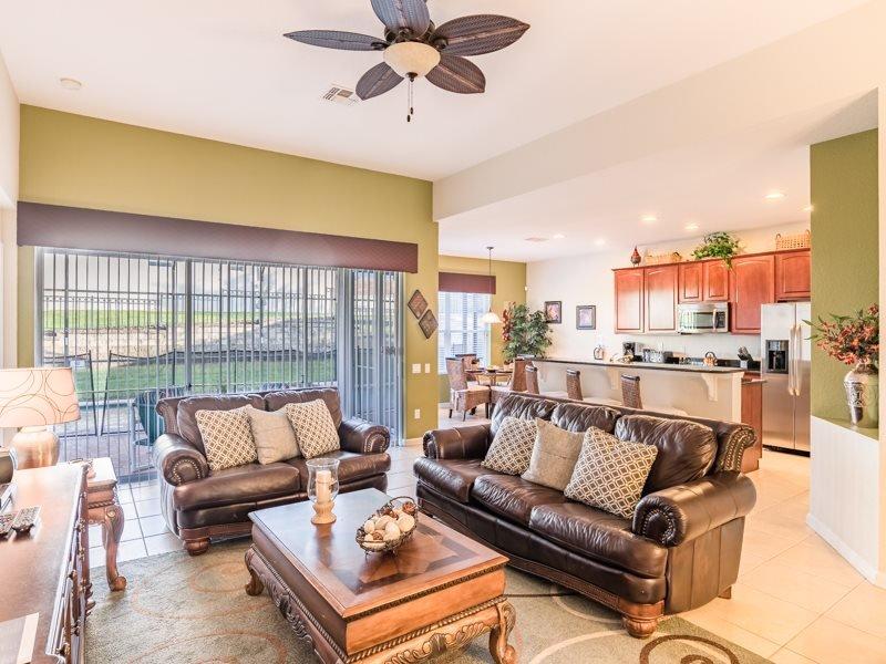 Cute 4 Bedroom 4 Bath Pool Home in Windsor Hills. 2633AB. - Image 1 - Orlando - rentals