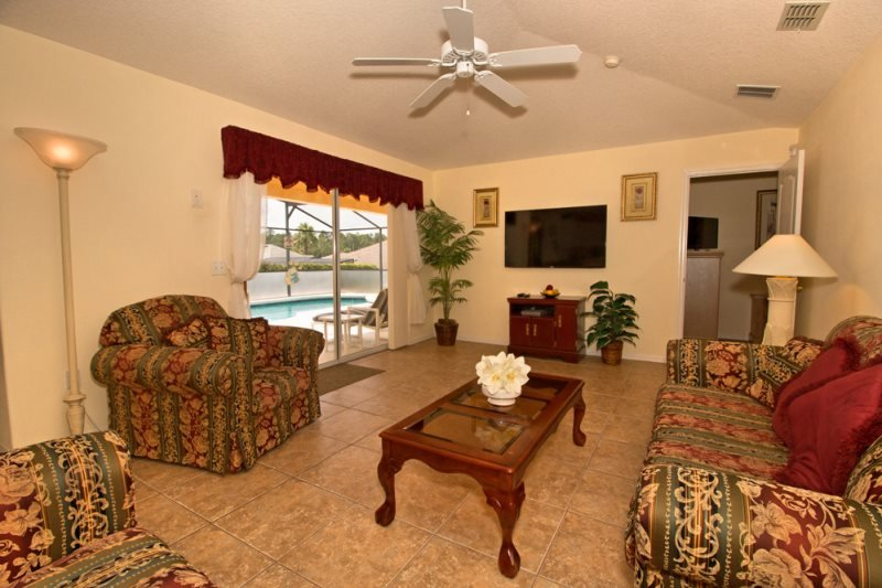 4 Bedroom Disney Area Pool Home with Games Room. 766DD - Image 1 - Kissimmee - rentals