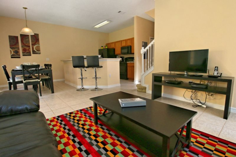 Terra Verde 4 Bedroom Townhouse with Private Pool. 4770VBP - Image 1 - Orlando - rentals