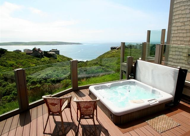 """Beach Nest""HOT TUB, SAUNA, Endless Ocean Views,WiFi! - Image 1 - Dillon Beach - rentals"