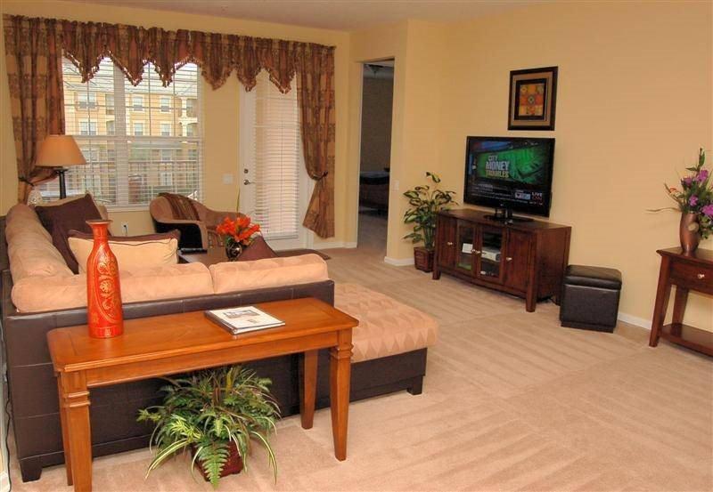 Executive 3 Bed Vista Cay Condo Sleeps 8. 4816CA-301 - Image 1 - Orlando - rentals