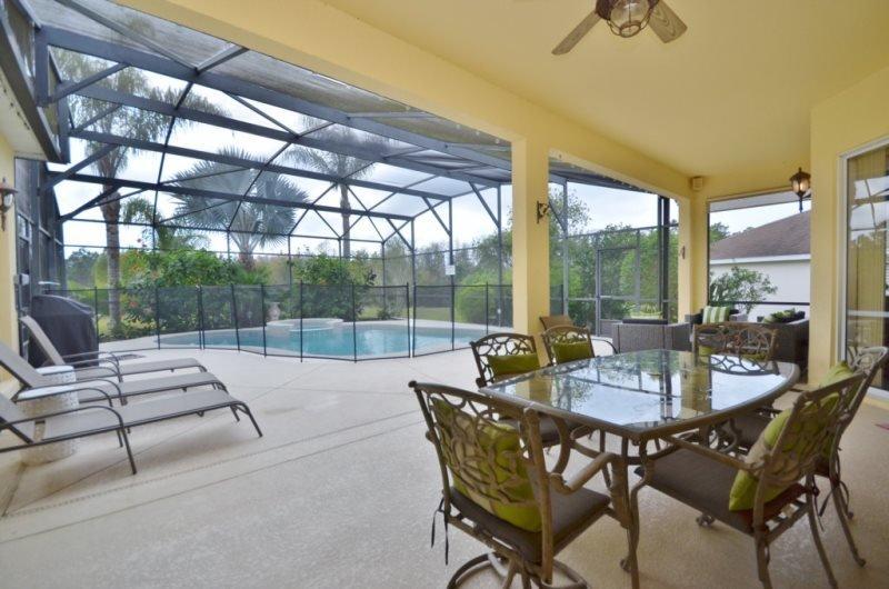 Superior 5 Bedroom 3 Bath Pool Home in Highlands Reserve. 233PD - Image 1 - Davenport - rentals