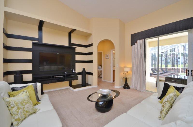 Modern 5 Bedroom 3 Bath Luxury Pool Home in Highlands Reserve. 600BD - Image 1 - Davenport - rentals
