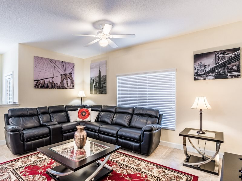 Beautiful 5 Bedroom 4 Bath Town Home with Splash Pool. 2979BPD - Image 1 - Four Corners - rentals