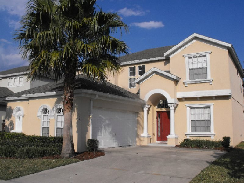 Spacious 5 Bedroom 4 Bath Villa with Pool and Spa in Tower Lakes. 114MC - Image 1 - Davenport - rentals