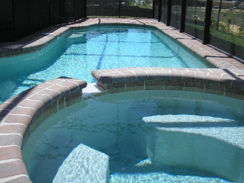 Beautiful 4 Bedroom 3 Bath Pool Home in Villa Sorrento. 336VSC - Image 1 - Haines City - rentals