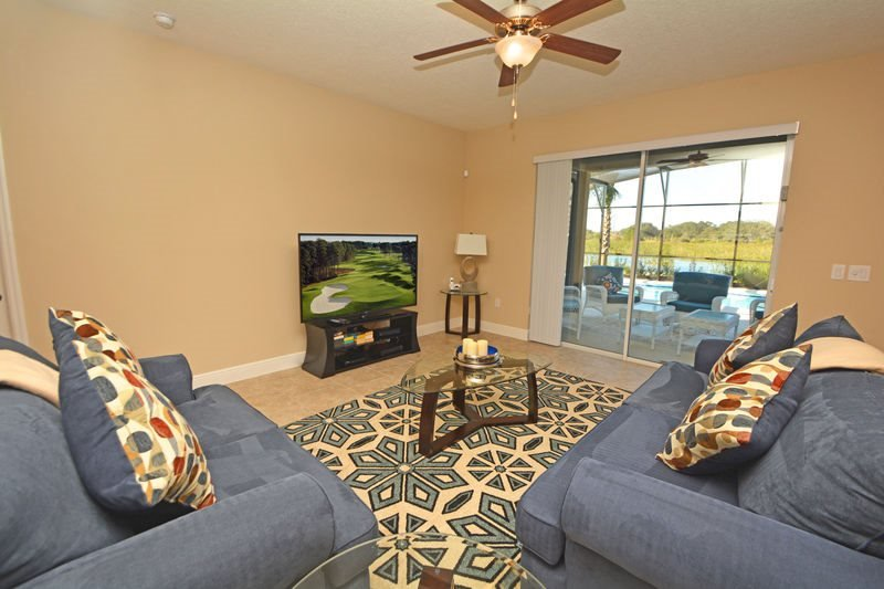 Deluxe 6 Bedroom 3.5 Bath Pool Home in Solterra Resort. 4413AC - Image 1 - Davenport - rentals