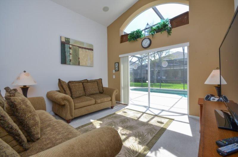 Elite 4 Bedroom 4 Bath Pool Home in Emerald Island Resort. 8524PHD - Image 1 - Four Corners - rentals