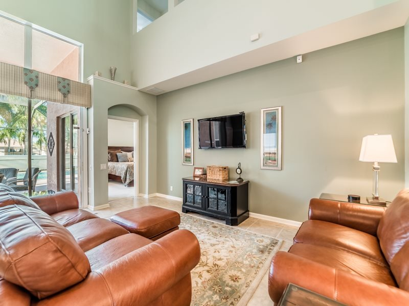 Peaceful 5 Bedroom 3.5 Bath Pool Home in Windsor Palms Resort. 8056KPC - Image 1 - Four Corners - rentals