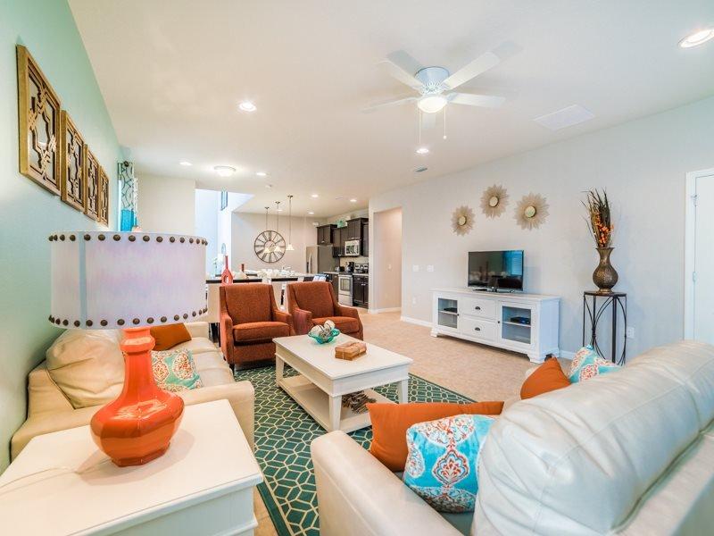 Beautiful 6 Bedroom 4.5 Bath Resort Home at Windsor at Westside. 8873RS - Image 1 - Four Corners - rentals