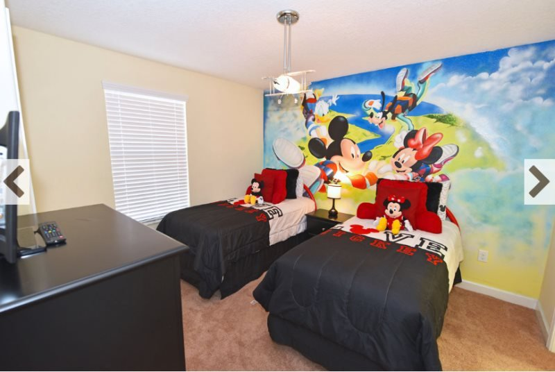 Championsgate Golf Resort 6 Bedroom 6 Bath Pool Home. 1443MVD - Image 1 - Four Corners - rentals