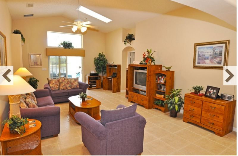 Orange Tree 5 Bedroom 4 Bath Pool Home. 16321EHS - Image 1 - Clermont - rentals