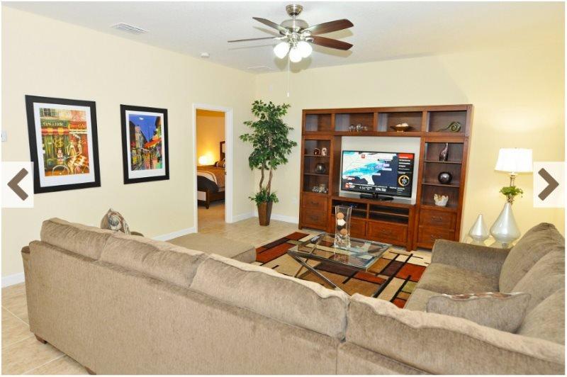 5 Bedroom 4 Bath Pool Home in Fantastic Golf Resort. 1457MS - Image 1 - Loughman - rentals