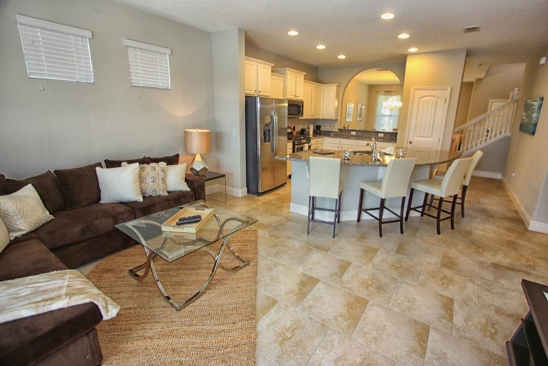 Stunning 5 Bed 4.5 Bath Pool Home in Solterra. 5368OA - Image 1 - Davenport - rentals