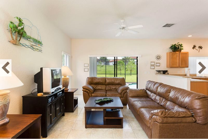5 Bedroom 3 Bath Vacation Villa in Gated Community. 320SPL - Image 1 - Four Corners - rentals