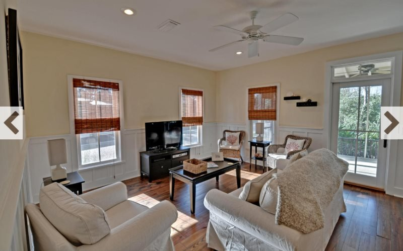 Magnolia By The Sea 3 Bedroom 3 Bath Cottage. 9CPL - Image 1 - Alys Beach - rentals