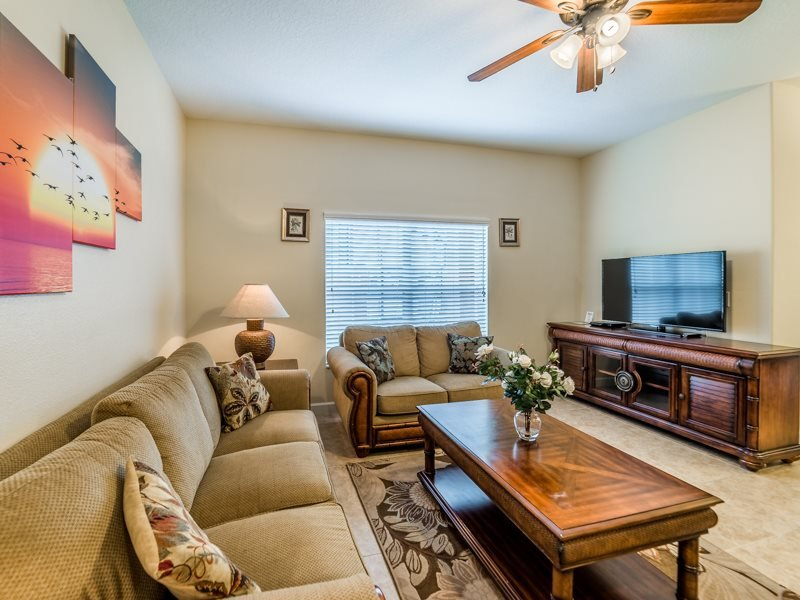 4 Bedroom 3 Bath Town Home with Private Pool. 8867CPR - Image 1 - Four Corners - rentals