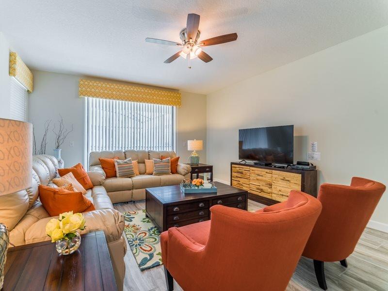 Magnificent Solterra Resort 6 Bedroom 5 Bath Pool Home. 5440SC - Image 1 - Davenport - rentals