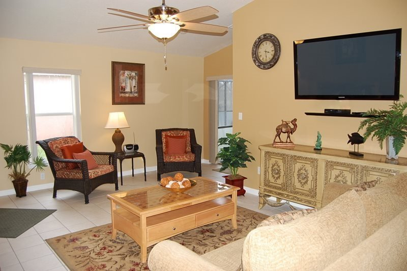 Pet Friendly Sandy Ridge 4 Bedroom 3 Bath Pool Home. 138RC - Image 1 - Orlando - rentals