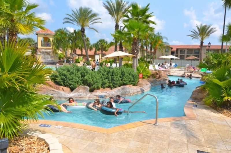Elegant 4 Bedroom 3.5 Bathroom Quiet Retreat at Regal Palms Resort. 448MA - Image 1 - Orlando - rentals