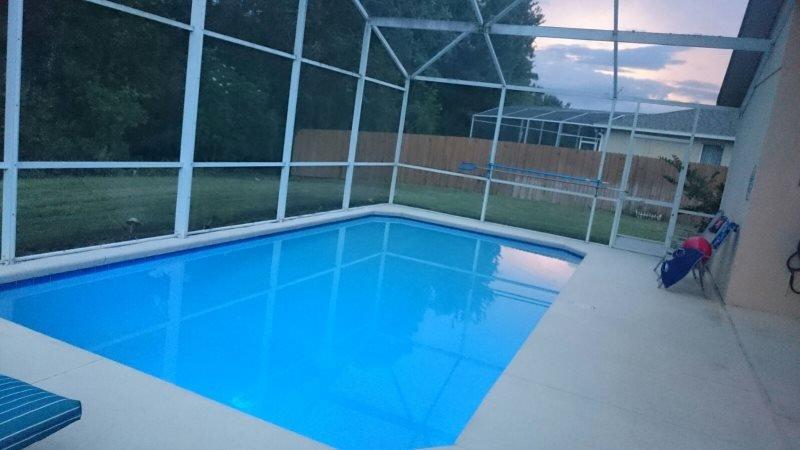 4 Bedroom 3 Bath Pool Home in Bridgewater Crossing. 341WHIT - Image 1 - ChampionsGate - rentals