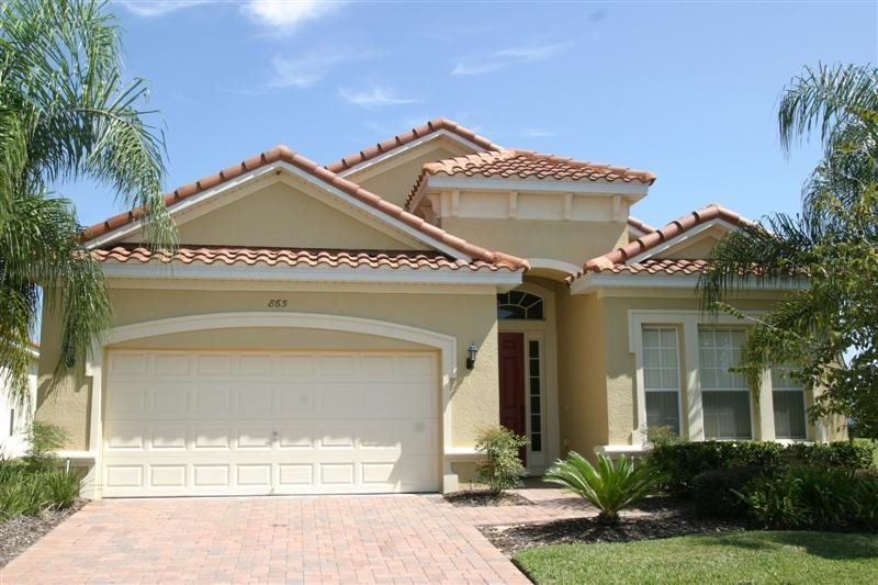 5 Bedroom 3.5 Bath Pool Home in Tuscan Hills Minutes from Disney. 865TH - Image 1 - Orlando - rentals