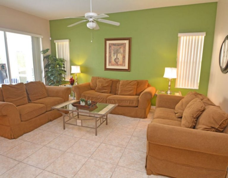 5 Bedroom 4 Bath Pool Home In Tuscan Hills. 731BD - Image 1 - Orlando - rentals
