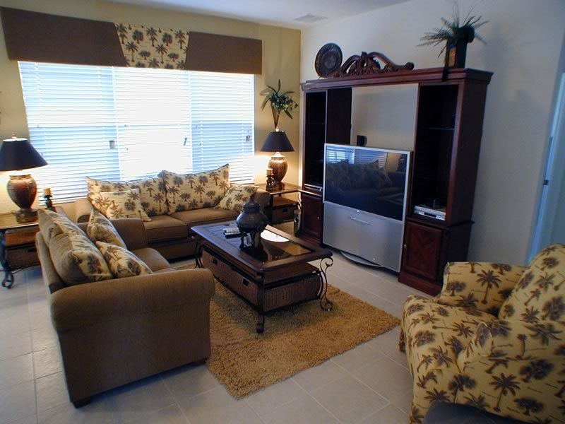 Enjoy this 6 Bedroom 4 Bath Pool Home in Windsor Hills Resort. 7751BC - Image 1 - Orlando - rentals