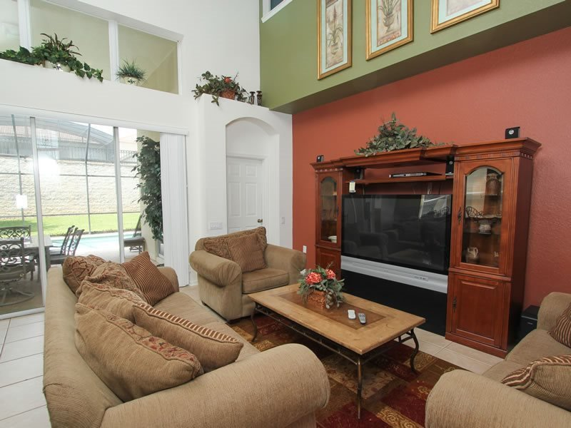 6 Bedroom Pool Home with 2 Masters in Windsor Hills Resort. 7757BC - Image 1 - Orlando - rentals