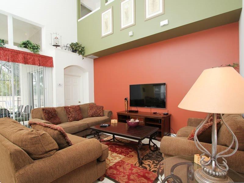 6 Bed 3 Bath Pool Home In Resort Close To Disney. 8052KPC - Image 1 - Orlando - rentals