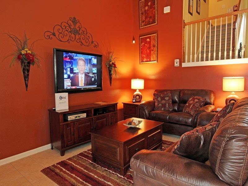 5 Bedroom 3.5 Bath Pool Home in Windsor Palms Gated Resort. 8135SPD - Image 1 - Orlando - rentals