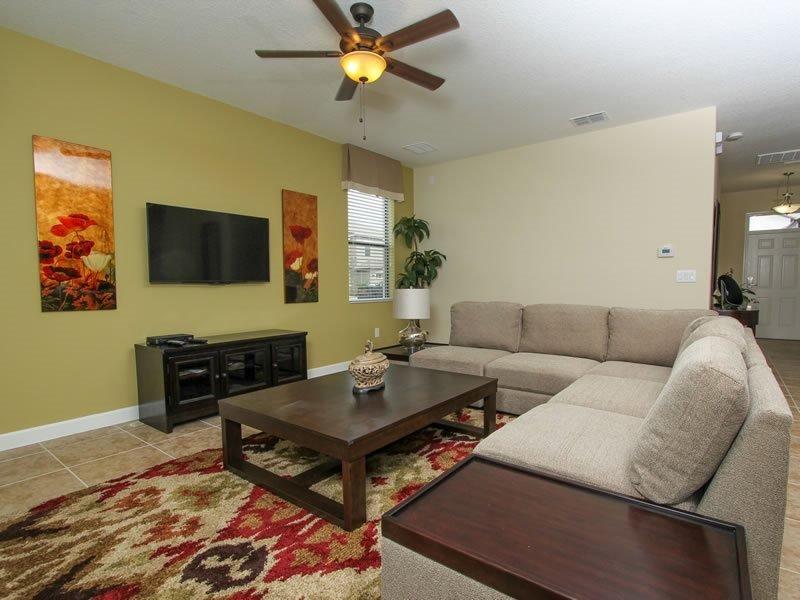 Beautiful 6 Bed 6 Bath Pool Home In ChampionsGate Golf Community. 1450MS - Image 1 - Orlando - rentals
