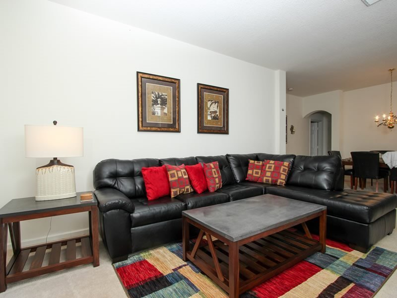 Luxurious 4 Bedroom 2 Bath Kissimmee Pool Home. 2235WPW - Image 1 - Orlando - rentals