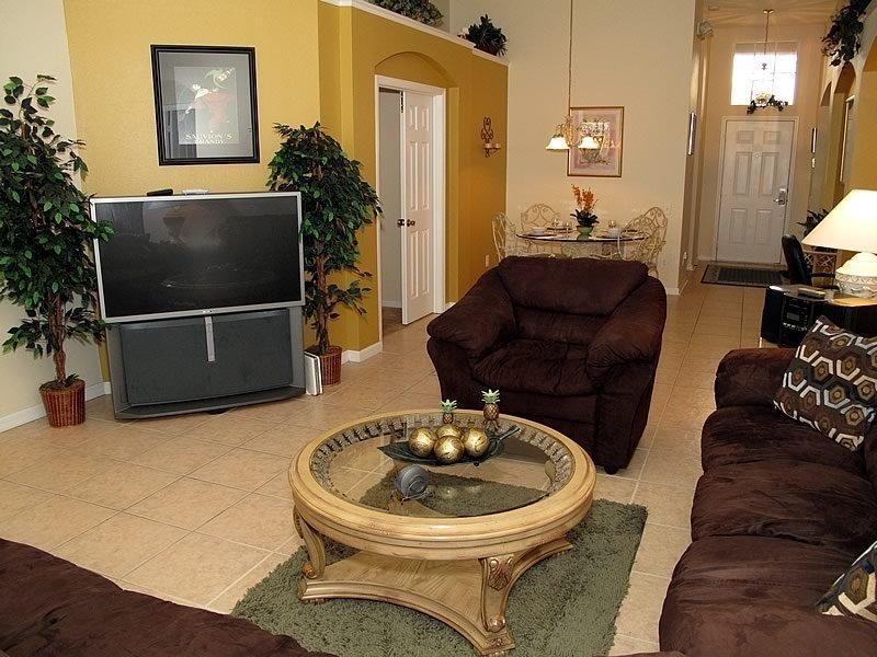 4 Bedroom 3 Bath Pool Home Close to Disney. 8190FPW - Image 1 - Orlando - rentals