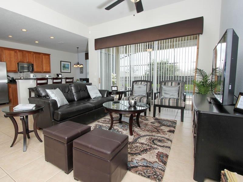5 Bedroom 5 Bath Pool home in Windsor Hills Resort. 2617PS - Image 1 - Orlando - rentals