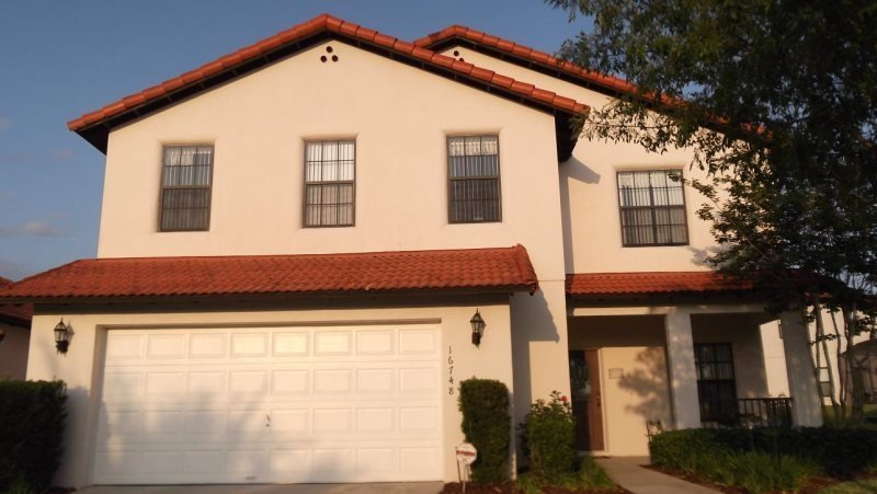 Stylish 4 Bed 2.5 Bath Villa in Gated Community. 16748LB - Image 1 - Clermont - rentals