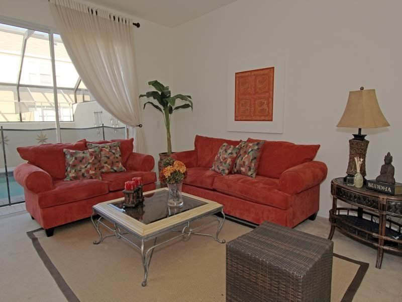 Beautiful 3 Bedroom 3 Bath Resort Townhome. 7663SKC - Image 1 - Orlando - rentals