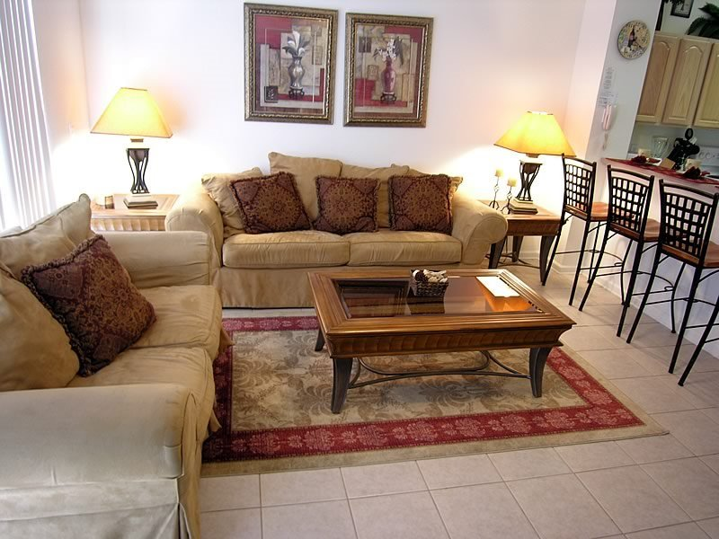3 Bedroom 3 Bath Nicely Updated Townhome Near Disney. 2541RS - Image 1 - Orlando - rentals