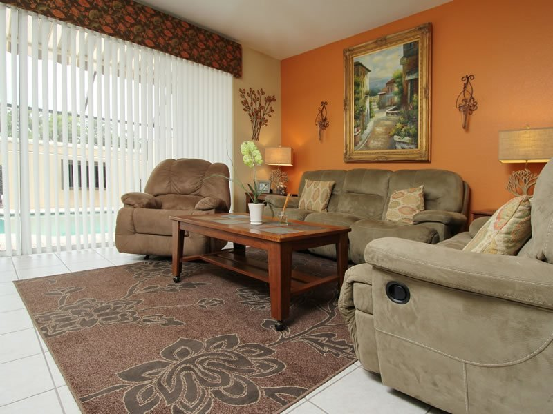 3 Bedroom 3 Bath Townhome In Windsor Hills Resort. 7684SKC - Image 1 - Orlando - rentals