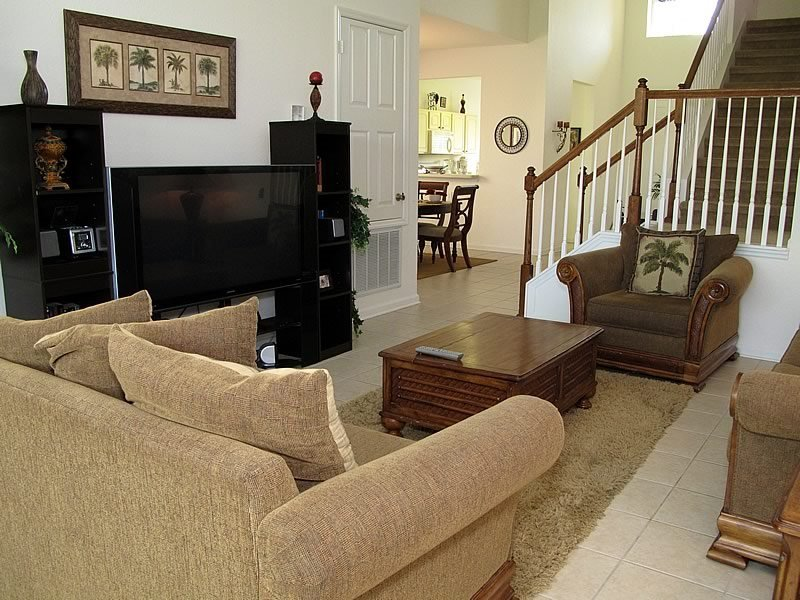 5 Bedroom 5 Bath Pool home in Windsor Hills That Sleeps 12. 2604DS - Image 1 - Orlando - rentals