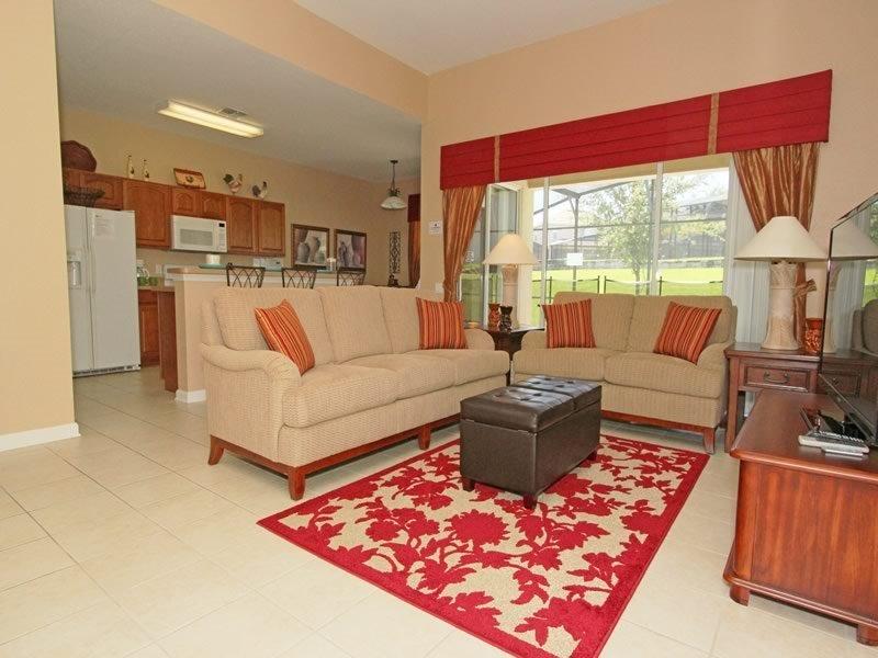 5 Bedroom 5 Bath Pool Home in Windsor Hills. 2630DS - Image 1 - Orlando - rentals