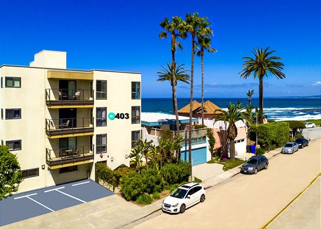 Charm your way down to the ocean.  Beautiful condo just steps from the ocean. - 15% OFF APRIL - Ideally Located Steps to the Beach and Walk to the Village - La Jolla - rentals