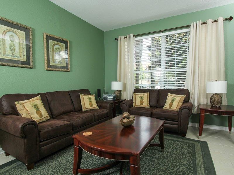 3 Bedroom 2 Bath Condo In Windsor Hills Resort. 2809AL-104 - Image 1 - Orlando - rentals
