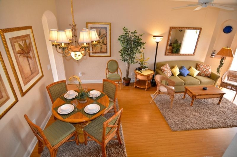 4 Bed 3 Bath Townhome in Regal Palms Resort. 3244CA - Image 1 - Orlando - rentals