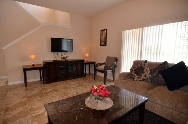 4 Bed 3.5 Bath Townhome In Regal Palms Resort. 745LMS - Image 1 - Orlando - rentals