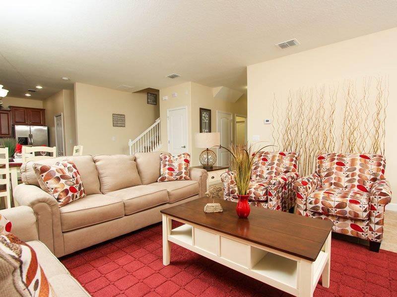 6 Bed 6 Bath Pool Home In Golf Community. 1471MWS - Image 1 - Orlando - rentals